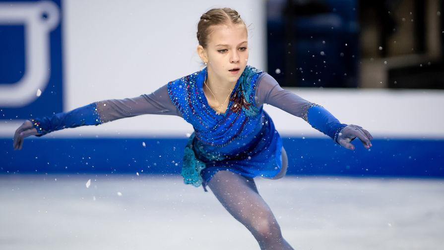 Любимов поздравил Трусову с победой - Новости Рязани
