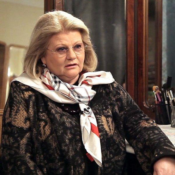 Накануне 70-летия Ирина Муравьева впервые пустила журналистов к себе домой - Вокруг ТВ.