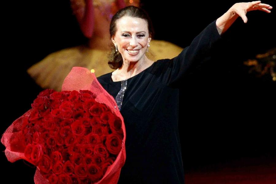 Лекция «Майя Плисецкая — символ русского балета» 17 апреля 2018 года в библиотеке на Стремянной