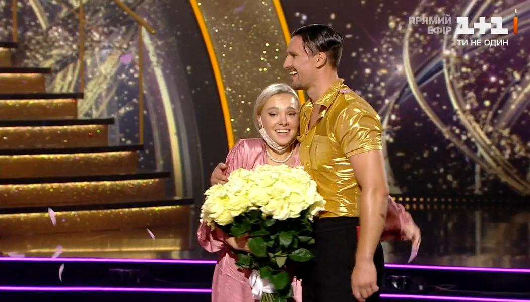 Танці з зірками: Цимбалюк сделал предложение возлюбленной на шоу