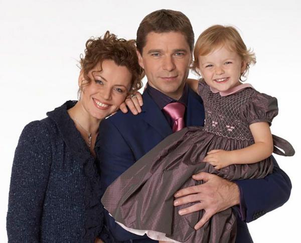 Жена Сергея Маховикова (семья и дети). Тайны личной жизни актера / Статьи