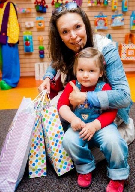 Марина Могилевская биография, фото, ее семья: муж и дочь 2020