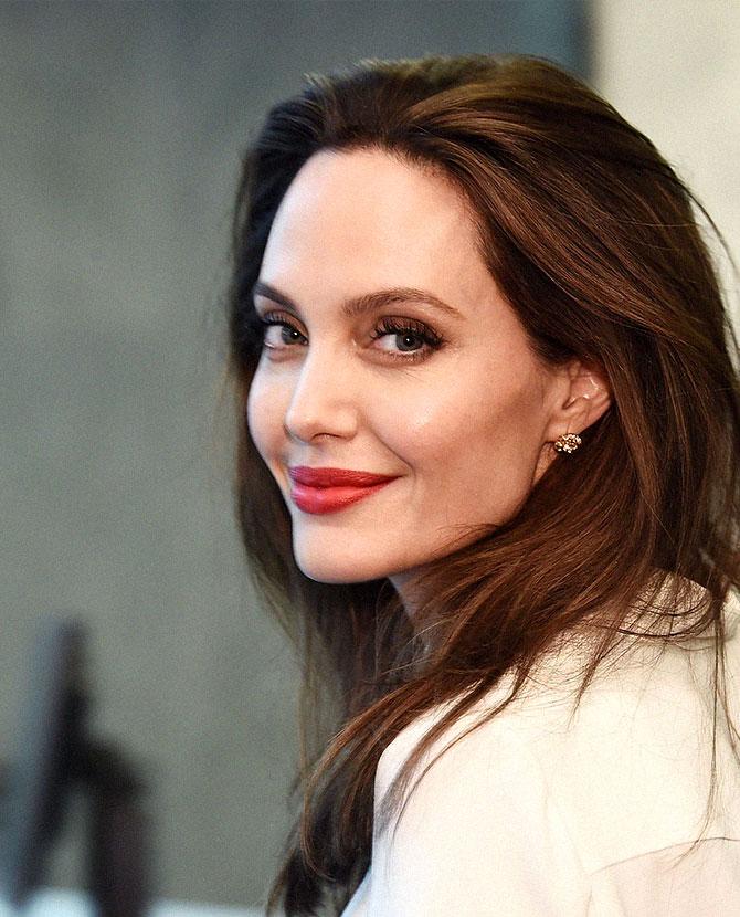 Анджелина Джоли предложила Брэду Питту выбор между детьми и Канье Уэстом | BURO.
