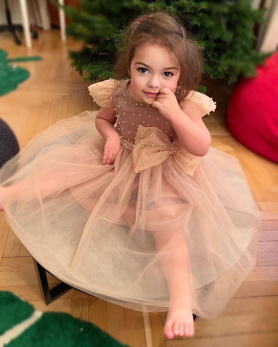 Дочь Анастасии Стоцкой стала копией Филиппа Киркорова | StarHit.ru