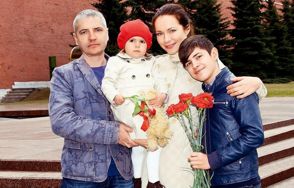 Владимир Абашкин - биография, семья, фото