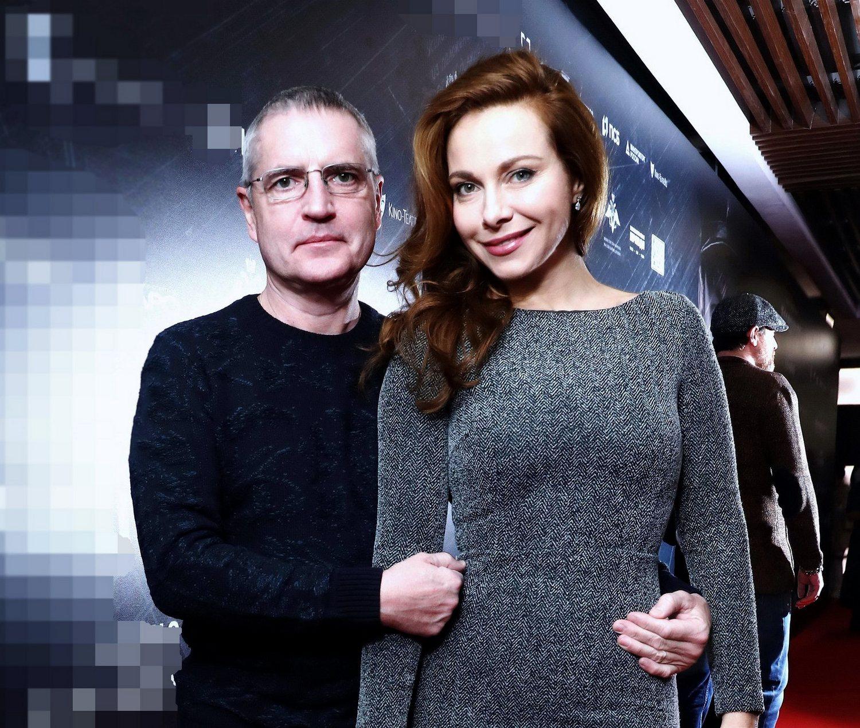 Екатерина Гусева вышла в свет с мужем - Фото - WomanHit.ru